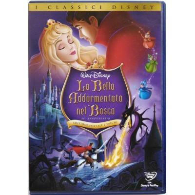 Dvd La Bella Addormentata nel bosco Ed.speciale 2 dischi 50°