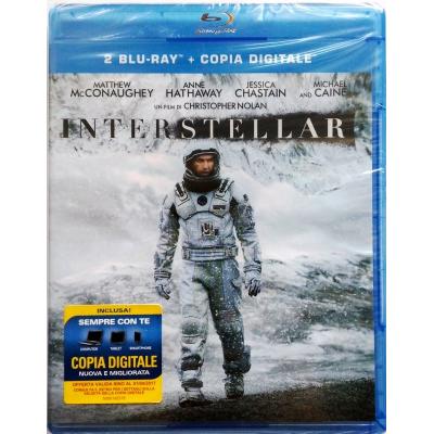 Blu-ray Interstellar - ed. 2 dischi