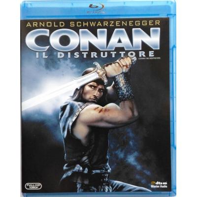 Blu-ray Conan il Distruttore